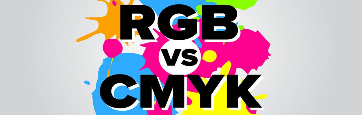Totul despre RGB si CMYK